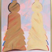 Indblik. Maleri af Martha Kramær