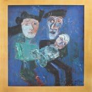 Madeleine Pyk maleri