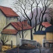 Röda Tak af Arvid Carlson