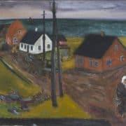 Jens Søndergård: November morgen fra 1935