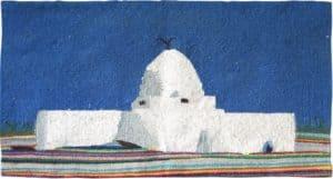Tunesisk vægtæppe