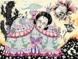 The Queen af Julie Nord